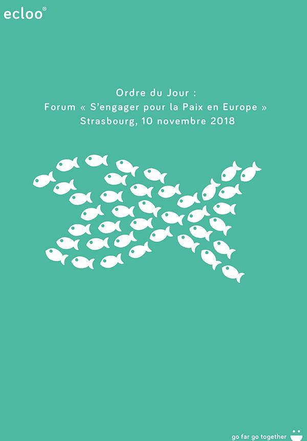 2019 - Ecloo Forum pour la paix