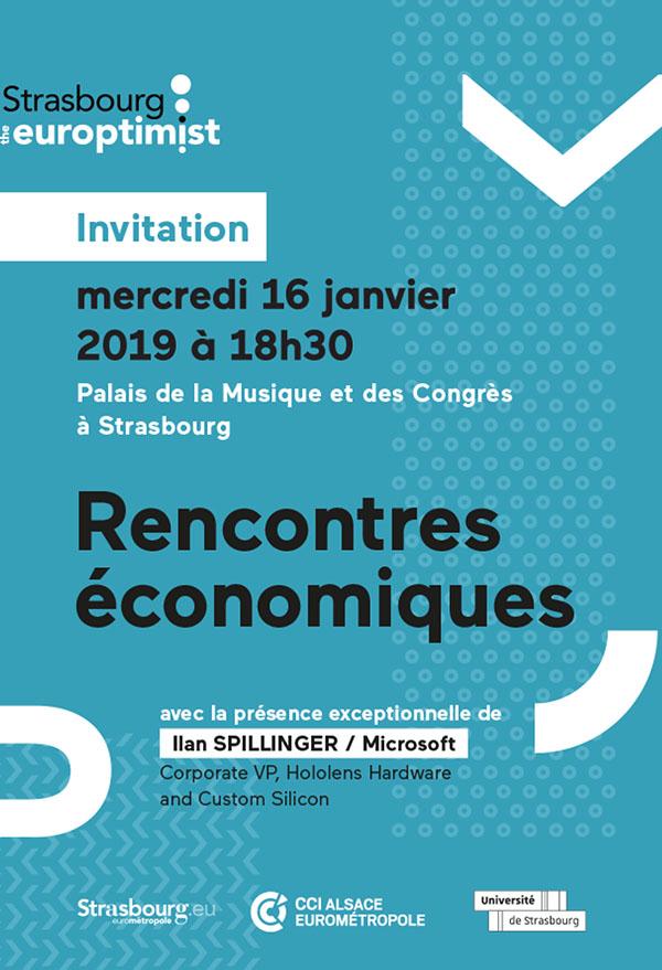 Rencontres économiques-2019